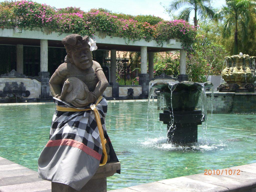 最終日はヌサドゥア(Nusa Dua) メリアバリでマッタリと( Melia Bali )