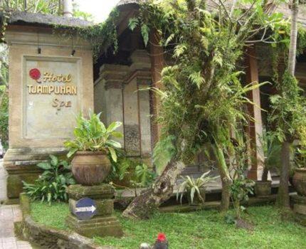 実際に泊まってみた バリ島 ウブド ホテル チャンプアン&スパ Hotel Tjampuhan & SPA