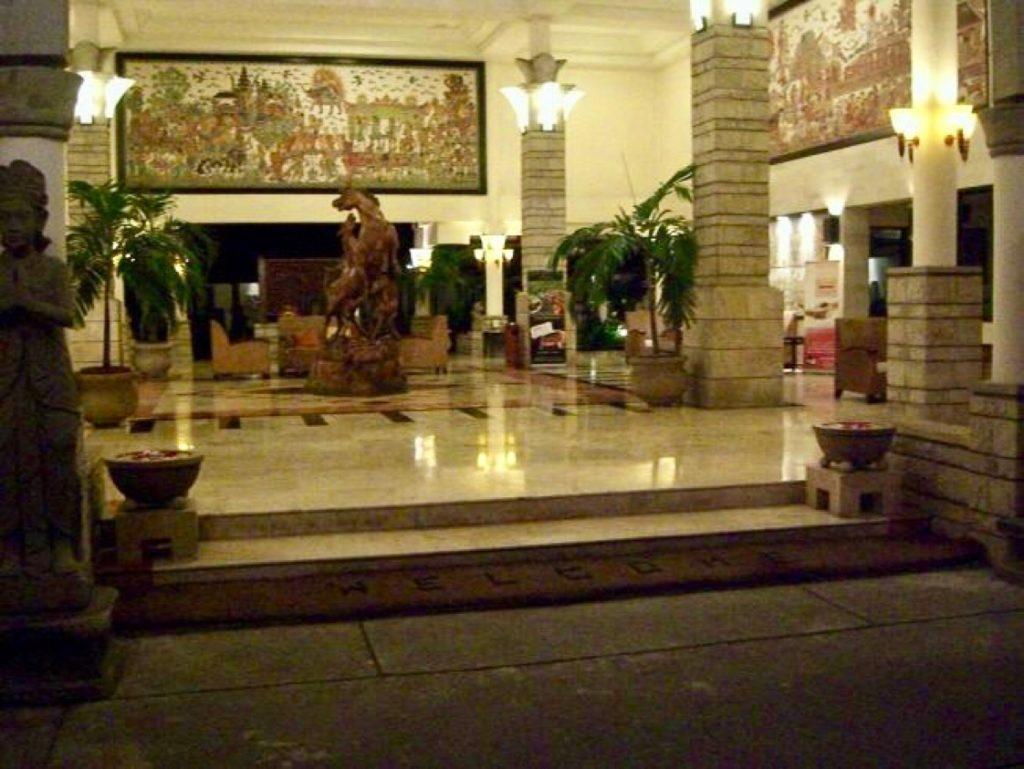 実際に泊まってみた バリ島 バリ ラニ ホテル ( Bali Rani Hoterl