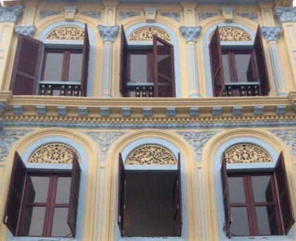 世界遺産の街 マラッカ 趣きのあるショップハウス✨ホテル プリ メラカ (Hotel Puri Melaka)に泊まってみた