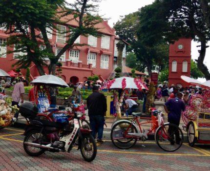 マレーシア ノスタルジックな街✨マラッカへ高速バスで2時間✨1泊2日でショートトリップ