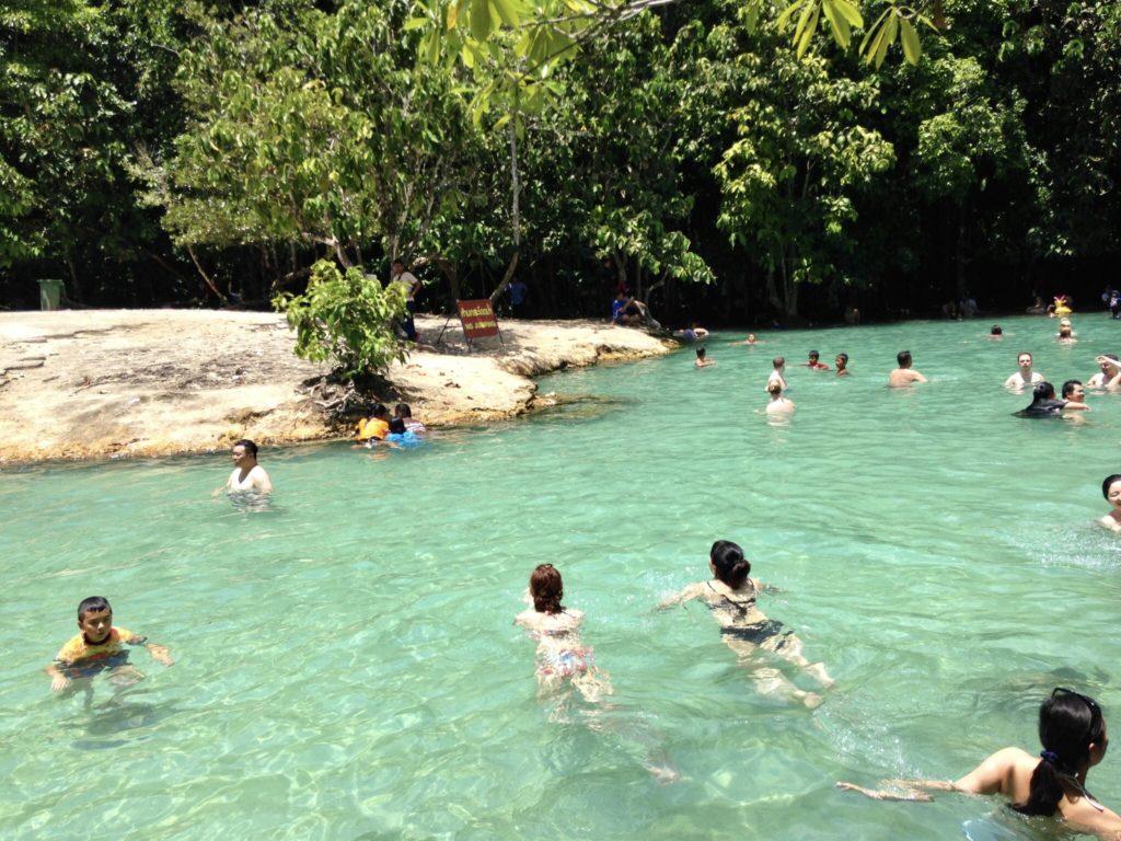 もう一度行ってみたい景色 タイ・クラビ・エメラルドプール & クロントム天然温泉