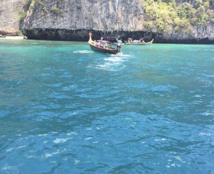 タイ・クラビへ再び💕憧れのピーピー島へ アイランドホッピング