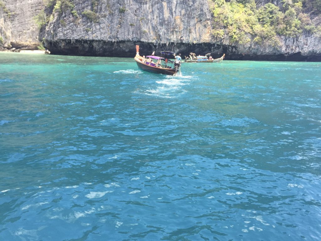 thai krabi phi phi islands