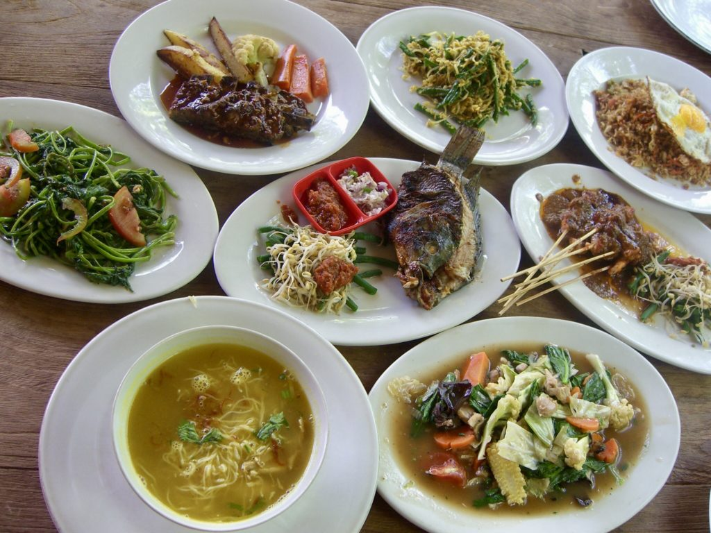 ubud warung food review
