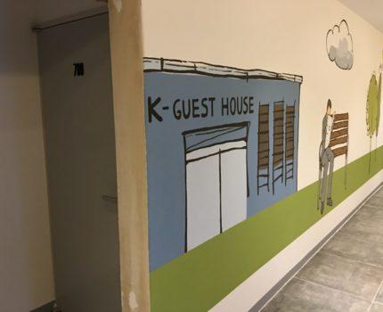 釜山旅行 宿泊はこれで決まり‼️ 1泊目 チムジルバン泊 2泊目K-Guest House ソンドへスピア 宿泊編