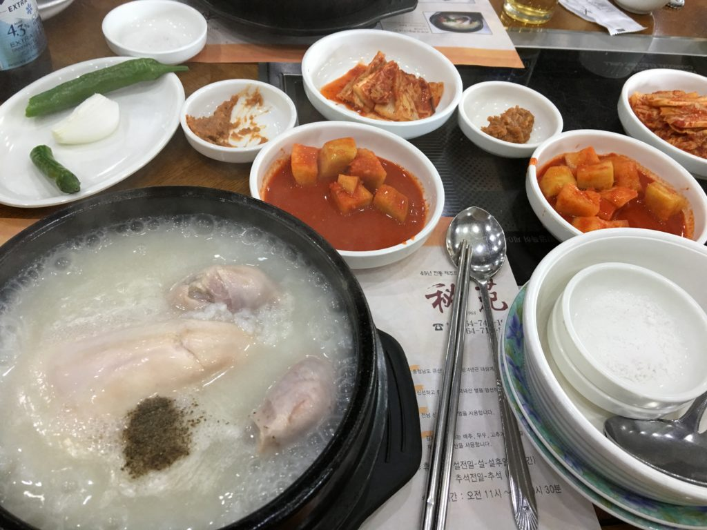 korea jeju hotel food review