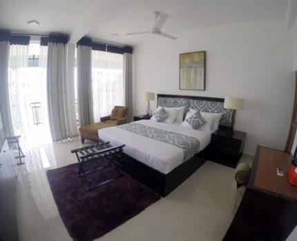スリランカ・キャンディ 眺めの良い素敵なホテル