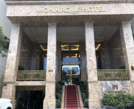 ベトナムで注目のリゾートダナン  コスパ高いお勧めホテル  モナークホテル(MonRque Hotel)