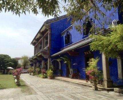 ジョージタウンを歩いて散策 ✨チョン・ファッ・ツィー・マンション (Cheong Fatt Tze Mansion) & 水上家屋 (Clan Jetties)