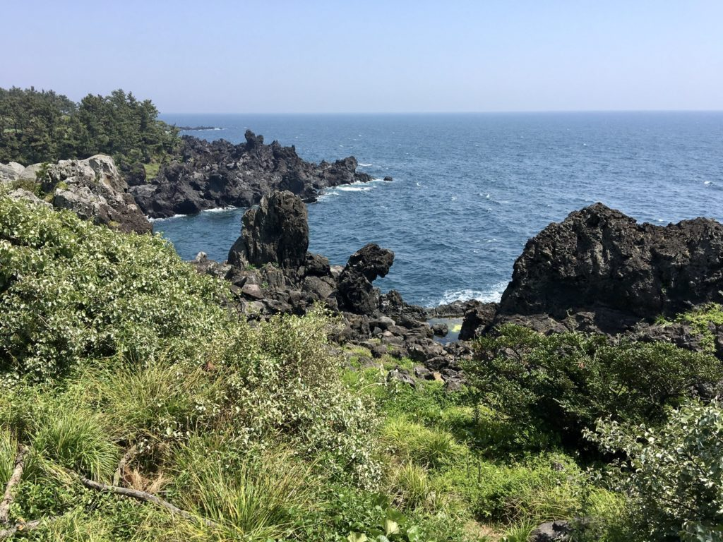 korea jeju travel tourist attraction