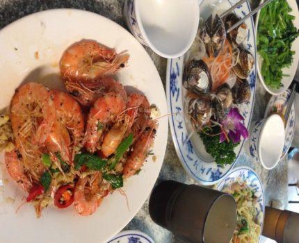 台北 淡水で激うまレストラン 海風餐廳で食べて♨️北投温泉へ立ち寄って✨幸せ 〜〜