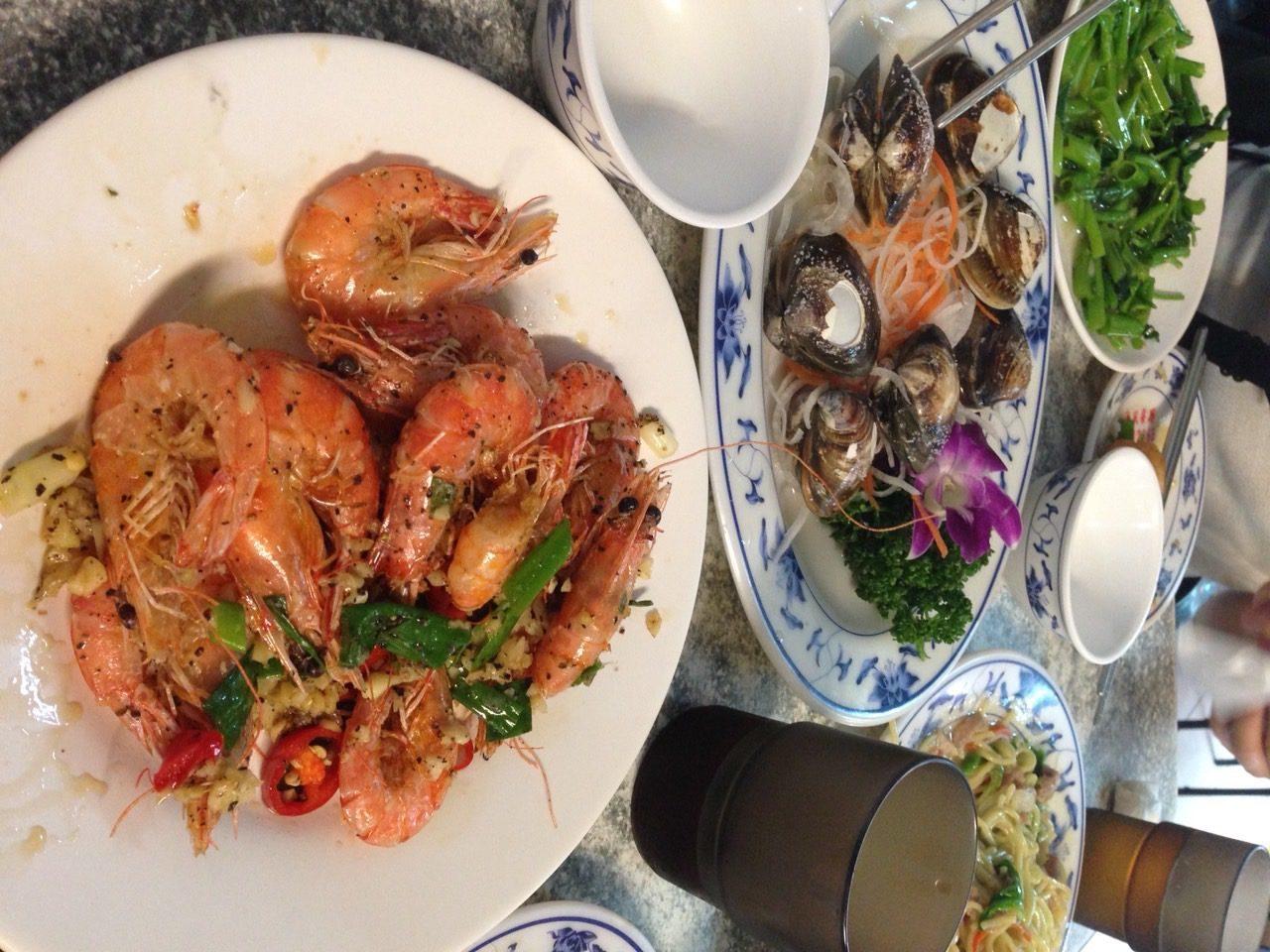taipei tamsui seafood hot spring