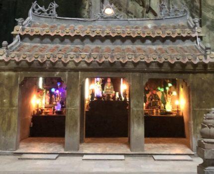 ダナン郊外の神秘的な洞窟寺院✨五行山(マーブルマウンテン)へローカルバスに乗って行ってみた