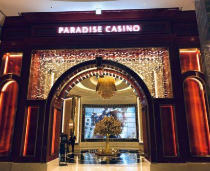 仁川空港からパラダイスシティ(Paradise City)のとっても豪華なカジノ(Casino)へ行ってみた❣️70000ウォンのクーポンゲットで遊べるよ