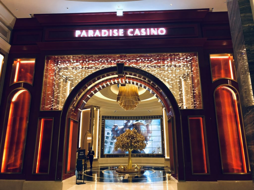 paradise city casino incheon korea