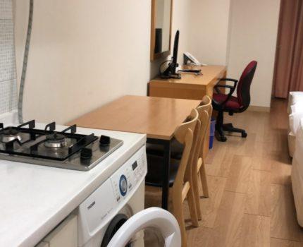 東大門のおすすめホテル✨ 現代レジデンス(Hyundai Residence) はお部屋が広めで快適😊しかもお安い❗️❗️